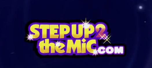 Step Up 2 The Mic Logo